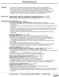 purchase supervisor resume central head corporate communication resume
