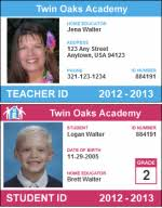 Free Homeschool ID Card - For Teachers and Students - Homeschool ...