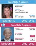 Free Homeschool ID Card - For Teachers and Students - Homeschool ...