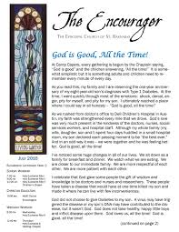 July 2016 encourager by St. Barnabas Episcopal Church - issuu
