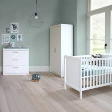 Behang Kinderkamer Mintgroen