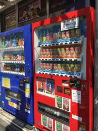 Different Types Of Vending Machines Simple You Can Find So Many Different Kinds Of Vending Machines In Japan