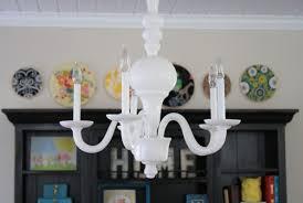sigh a milk glass chandelier