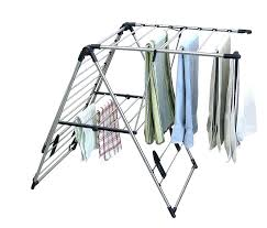 wall clothes drying rack wall mount