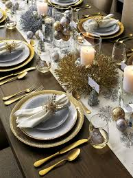 Extraordinary Table Setting Ideas For Christmas 47 For Interior Decorating  with Table Setting Ideas For Christmas