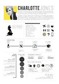 Interesting Resume Templates Creative Market with Le Cv De Madeline Percher  Directrice Artistique Graphiste