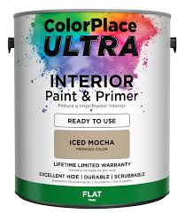 Colorplace Ultra Interior Paint Primer In One 1 Gallon