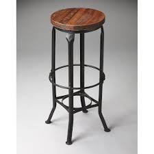 rustic wood bar stools. Image Of: Master Wood Counter Stool Rustic Bar Stools G
