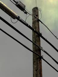 telegraphy on open wire the song of the open wire three stout cables plus catv and drop