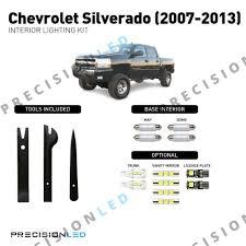 2007 Silverado Interior Lights Chevrolet Silverado Premium Led Interior Package 2007 2013