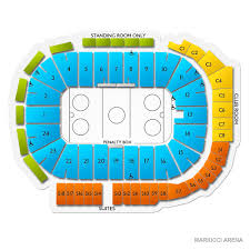 Mariucci Arena Seating Chart Related Keywords Suggestions