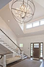 chandelier light foyer innovative entryway chandelier lighting chandelier for foyer