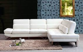 white leather sofa sectional modern white leather sectional sofa white bonded leather sectional sofa set with