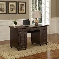 Gracewood Hollow Oscar Pedestal Desk