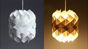 Diy Cool Paper Lamp From Mr Hacker Youtube