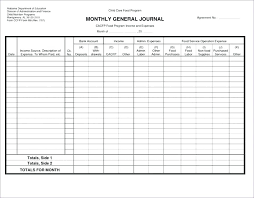 Bank Deposit Log Template – Handtype