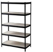shelf unit 5 tier rivet 225kg