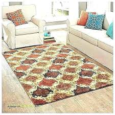 contemporary area rugs 7 x 9 modern fl design blue rug 76 95 bright furniture charming
