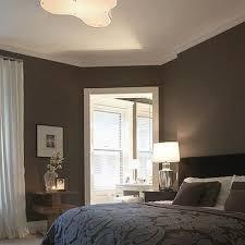 dark chocolate walls design ideas