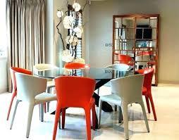 Colorful Dining Room Tables Unique Decorating Design