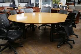 circular office table vistalist round and chairs new small meeting room best chair for back neck