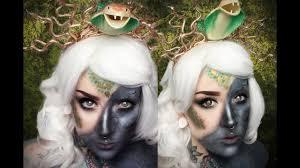 medusa makeup tutorial emo