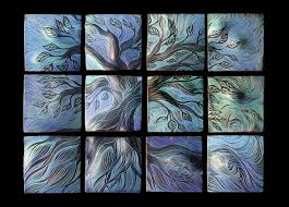 ceramic tile art designs Amazing Tile
