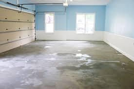 rock solid garage floor bower power