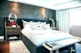 Accent Walls Bedroom Interesting Design