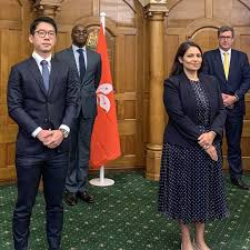 Uk home secretary priti patel on tuesday promised a cultural change within her department, responsible for the country's visas, as part of a lessons learned review into. Hong Kong Activists Meet British Home Secretary Priti Patel As She Finalises Plans To Let Bn O Passport Holders Move To Uk South China Morning Post