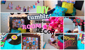 Room Decor For Teenage Girl Diy Tumblr Inspired Room Decor For Teens Cute And Cheap