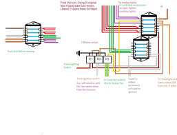 fuse box revamp mg midget forum mg experience forums the mg fuse box diagram for my application jpg