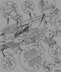 fuse box relays rear standard construction jcb fastrac  parts scheme fuse box relays rear standard construction jcb fastrac 3230