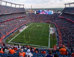 Broncos Stadium At Mile High Section 519 Seat Views Seatgeek