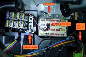 2007 jeep jk radio fuse wiring all about wiring diagram adding a circuit to a breaker box at Installing A Fuse Box