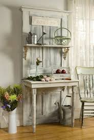 furniture decoration with equipments from old cars