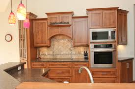 Birch Wood Kitchen Cabinets Kitchen Wood Hood Designs Kitchen Cabinets Traditional Two Tone