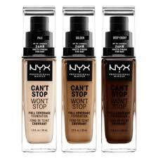 <b>Тональная основа</b> NYX Professional Makeup CAN'T STOP WON'T ...