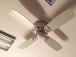 hunter low profile ceiling fan white retractable blade with light room lights inch without for height