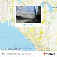 How To Get To Mccaw Hall In Seattle By Bus Moovit