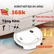 Robot Hút Bụi Lau Nhà Tự Động, Hút Bụi Thông Minh Mila Store - Hút bụi gia  đình