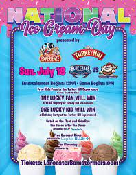 National Ice Cream Day - Lancaster ...