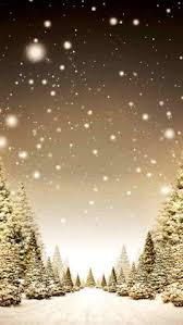 christmas backgrounds for iphone 6. Unique Iphone Snowy 2014 Christmas Tree Forest IPhone 6 Wallpaper  Gold In Backgrounds For Iphone T