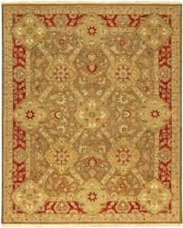 red and gold rug rectangular cream rugs oriental area the home depot