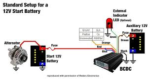 dual battery system wiring diagram wiring diagram and schematic how to install a dual battery system in a vehicle at Dual Battery System Wiring Diagram