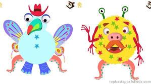 monster images for kids. Simple Monster Monki Animal Builder  Making Funny Monsters U2013 Brand New Kids App On Monster Images For Kids N