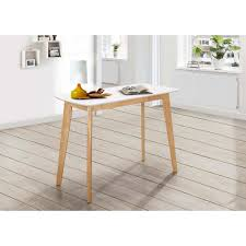 Retro modern furniture Bedroom Walker Edison Furniture Company Retro Modern Wood White And Natural Writing Deskhdw42rmwnl The Home Depot Architecture Ideas Walker Edison Furniture Company Retro Modern Wood White And Natural