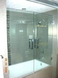 freestanding shower enclosure shower door ideas walk in showers that add a touch of class and freestanding shower enclosure