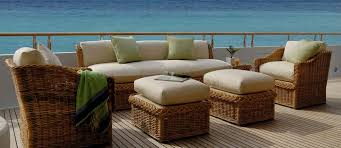 Wicker Patio Furniture Patio Cushions And Epic High End Patio