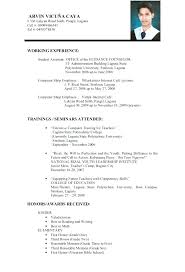 Making A Resume Awesome Making A Resume Mkma